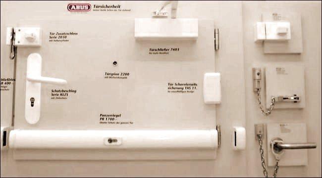 sicherheitsschl sser f r wohnungst ren. Black Bedroom Furniture Sets. Home Design Ideas